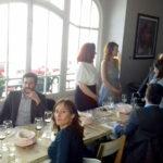 Almoço – Casa de España – 6 de Abril 2017