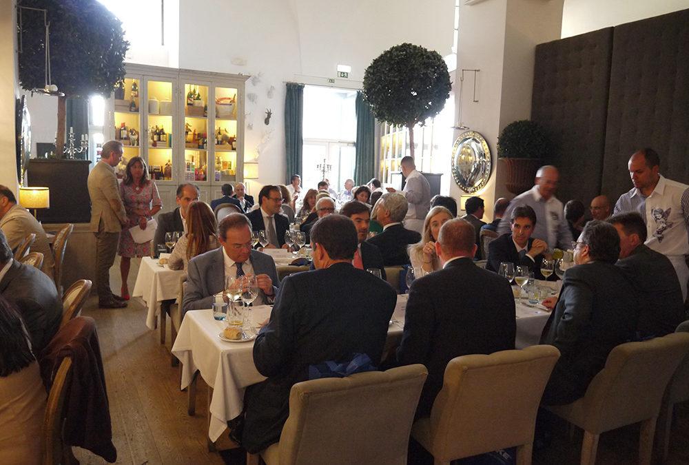 Convocatorias proximo almuerzo Casa de España