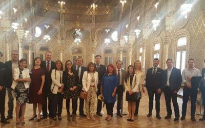 Premio Excelencia Empresas del Norte en Oporto