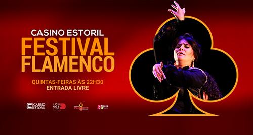 FESTIVAL FLAMENCO - Del 7 al 28 de Febrero, todos los Jueves, a las 22h30, en el Lounge del Casino, asista a espectáculos de Flamenco. Entrada libre